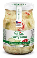Efko Párty salát 370 ml  |