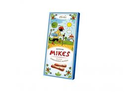 Čokoládové jazýčky Mikeš 50 g  |