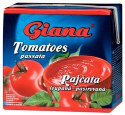 Rajčatové pyré Giana 500g  |