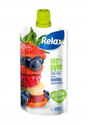 Relax Pyré Malina 120 g  |