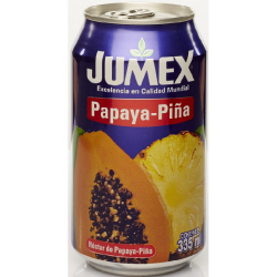 Jumex Papaya/Ananas 335 ml plech  |