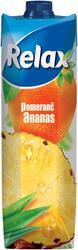 Relax Pomeranč-Ananas 1 l  |