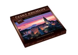 Český Krumlov-noční 70% 100 g  |