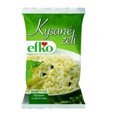 Efko Kysané zelí 500 g - ALU obal  |