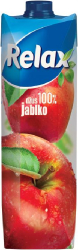 Relax jablko 100% 1l  |