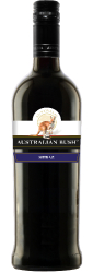 Australian Bush Shiraz 0,75l  |