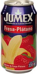 Jumex Jahoda/Banán 335 ml plech  |