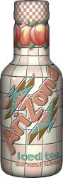 Arizona Peach Iced Tea 0,45 l  |
