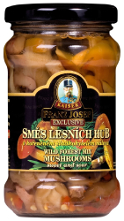 FJ LES.houby-sladkokys.nálev 280g  |