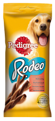Pedigree Rodeo hovězí 70g 1x20  |