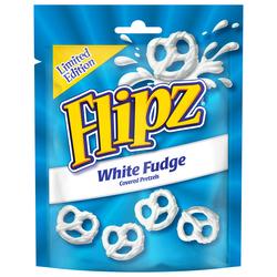 Preclík bílá čokoláda 90 g Flipz  |