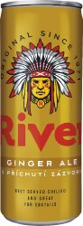 Original River Ginger 330 ml plech  |