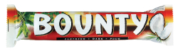 Bounty hořká 57 g  |
